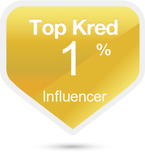 Red Top 1% Badge