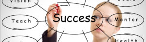 Success Business Books by Elinor