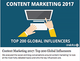 Top 200 Global Sales Influencers